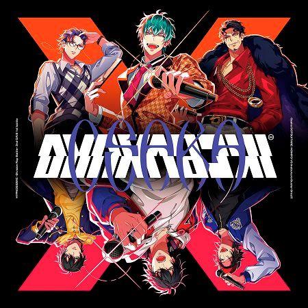催眠麥克風 -Division Rap Battle- 2nd D.R.B『通通打趴啦本舖 VS Buster Bros!!!』 專輯封面