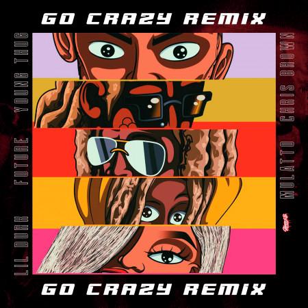 Go Crazy (Remix) 專輯封面