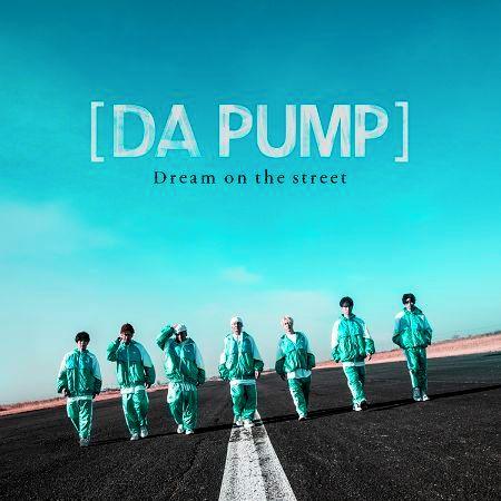 Dream on the street 專輯封面