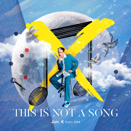 THIS IS NOT A SONG 專輯封面
