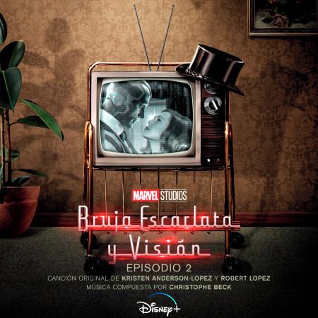 Bruja Escarlata y Visión: Episodio 2 (Banda Sonora Original) 專輯封面