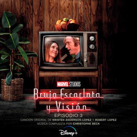 Bruja Escarlata y Visión: Episodio 3 (Banda Sonora Original) 專輯封面