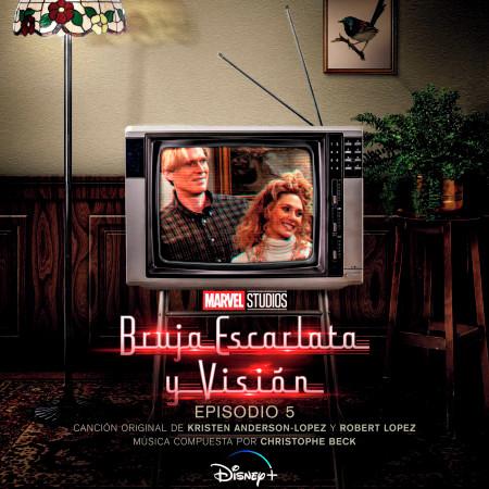 Bruja Escarlata y Visión: Episodio 5 (Banda Sonora Original) 專輯封面