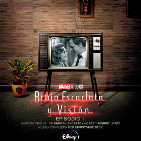 Bruja Escarlata y Visión: Episodio 1 (Banda Sonora Original) 專輯封面
