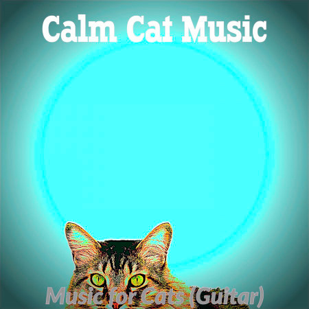 Music for Cats (Guitar) 專輯封面