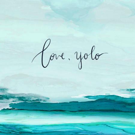 Love, Yolo 專輯封面