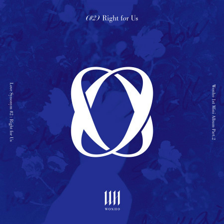 Love Synonym #2 : Right for Us 專輯封面