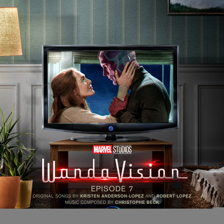 WandaVision: Episode 7 (Original Soundtrack) 專輯封面