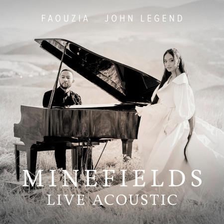 Minefields (Live Acoustic) 專輯封面