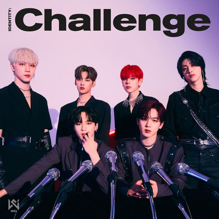 IDENTITY : Challenge 專輯封面