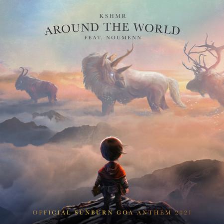 Around The World (feat. NOUMENN) 專輯封面