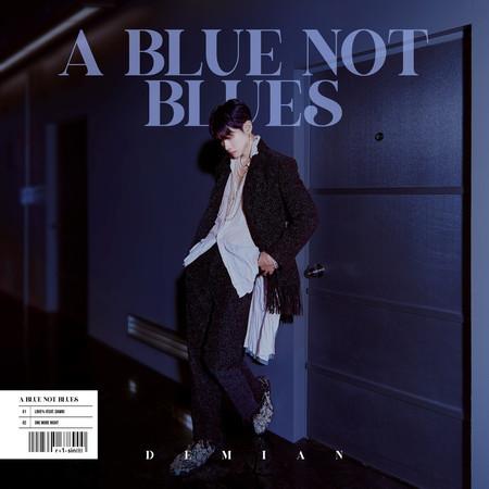 A Blue not Blues 專輯封面
