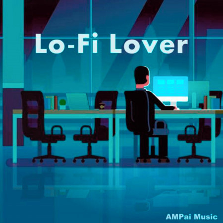 Lo-Fi Lover 專輯封面