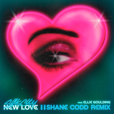 New Love (Shane Codd Remix) 專輯封面