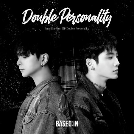 Double Personality 專輯封面