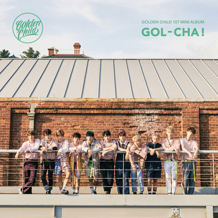 1st Mini Album [Gol-Cha!] 專輯封面