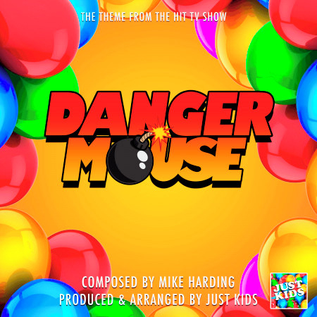 """Danger Mouse Main Theme (From """"Danger Mouse"""") 專輯封面"""