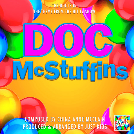 """The Doc Is In (From """"Doc McStuffins"""") 專輯封面"""