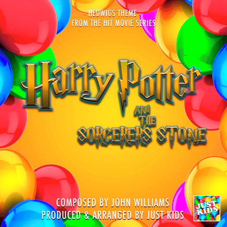 """Hedwig's Theme (From """"Harry Potter And The Sorcerers Stone"""") 專輯封面"""