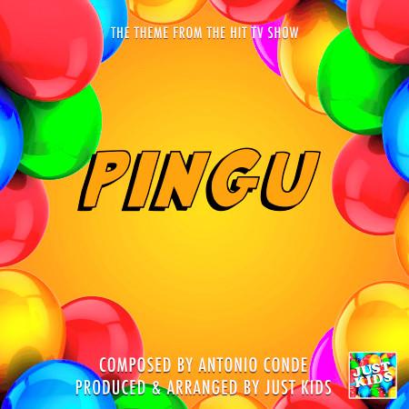 "Pingu Main Theme (From ""Pingu"") 專輯封面"