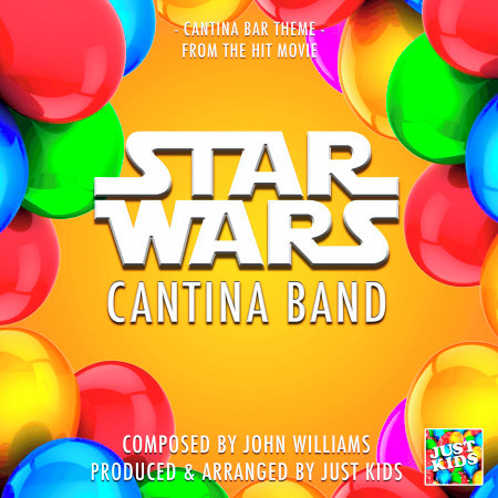 """Cantina Bar Theme (From """"Star Wars Episode IV: A New Hope"""") 專輯封面"""