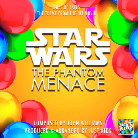 """Duel Of The Fates (From """"Star Wars - Episode I - The Phantom Menace"""") 專輯封面"""