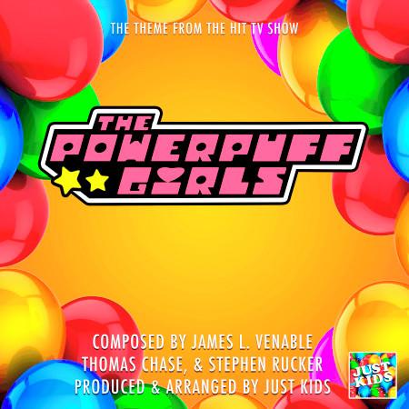"""The Powerpuff Girls Main Theme (From """"The Powerpuff Girls"""") 專輯封面"""