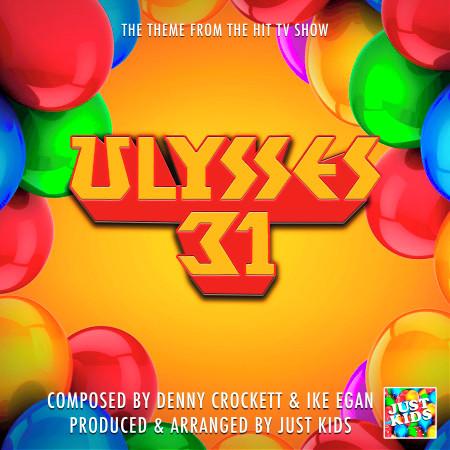 "Ulysses 31 Main Theme (From ""Ulysses 31"") 專輯封面"