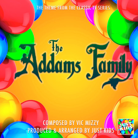 """The Addams Family Main Theme (From """"The Addams Family"""") 專輯封面"""