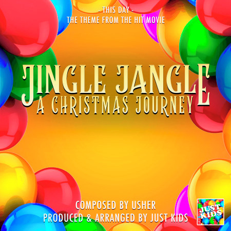 """This Day (From """"Jingle Jangle A Christmas Journey"""") 專輯封面"""