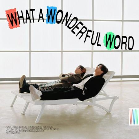 What a Wonderful Word 專輯封面