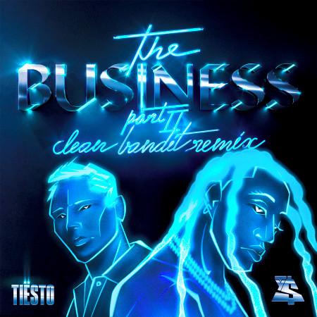 The Business, Pt. II (Clean Bandit Remix) 專輯封面