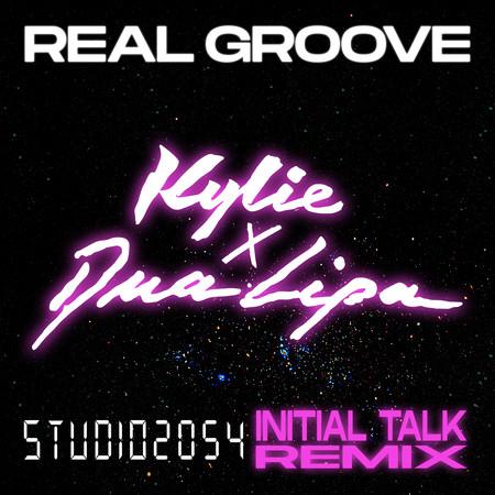 Real Groove (Studio 2054 Initial Talk Remix) 專輯封面