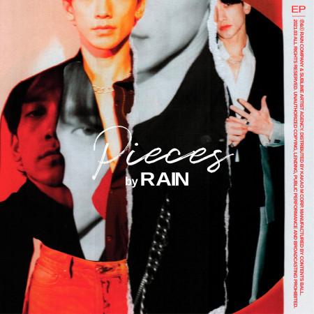 PIECES by RAIN 專輯封面