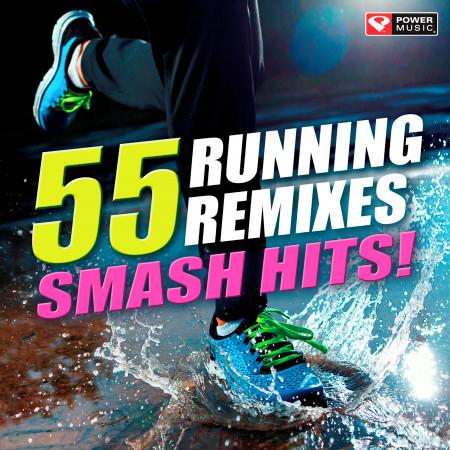 55 Smash Hits! - Running Mixes 專輯封面
