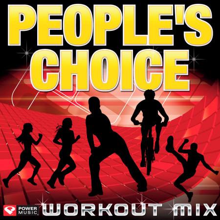 People's Choice Workout Mix (60 Min Non-Stop Workout Mix (128 BPM) ) 專輯封面