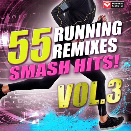55 Smash Hits! - Running Remixes Vol. 3 專輯封面