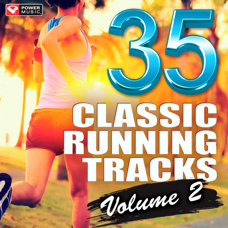 35 Classic Running Tracks Vol. 2 (Unmixed Running and Jogging Workout Mixes Multi BPM) 專輯封面