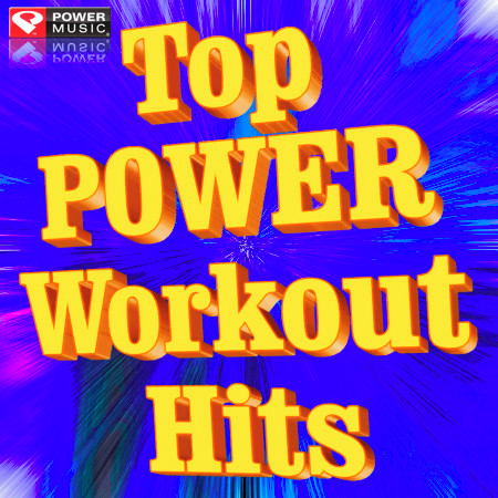 Top Power Workout Hits 專輯封面