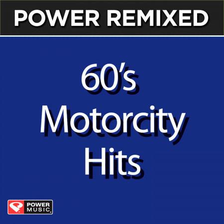 Power Remixed: 60's Motorcity Hits (Dj Friendly Full Length Mixes) 專輯封面