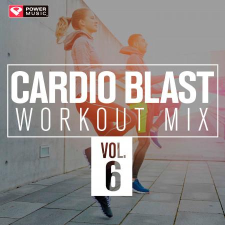 Cardio Blast! Workout Mix, Vol. 6 (60 Min Non-Stop Workout Mix 141-153 BPM) 專輯封面