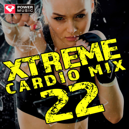 Xtreme Cardio Mix 22 (60 Min Non-Stop Workout Mix 135-145 BPM) 專輯封面