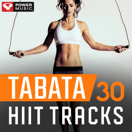 Tabata 30 Hiit Trax (20 Sec Work and 10 Sec Rest Cycles with Vocal Cues) 專輯封面