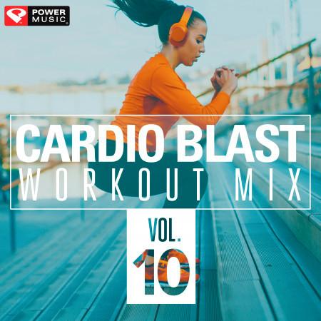 Cardio Blast Vol. 10 (Non-Stop Workout Mix 140-150 BPM) 專輯封面