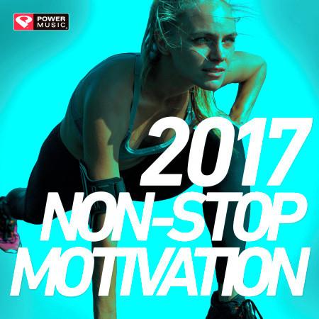2017 Non-Stop Motivation (60 Min Non-Stop Workout Mix 130 BPM) 專輯封面