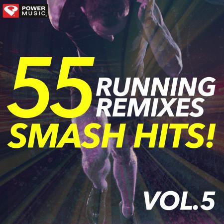 55 Smash Hits! - Running Remixes, Vol. 5 專輯封面