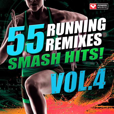 55 Smash Hits! - Running Remixes, Vol. 4 專輯封面