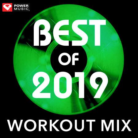 Best of 2019 Workout Mix (Non-Stop Workout Mix 130 BPM) 專輯封面