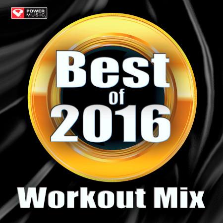 Best of 2016 Workout Mix 專輯封面