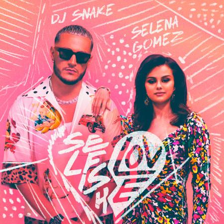Selfish Love (feat.Selena Gomez) 專輯封面